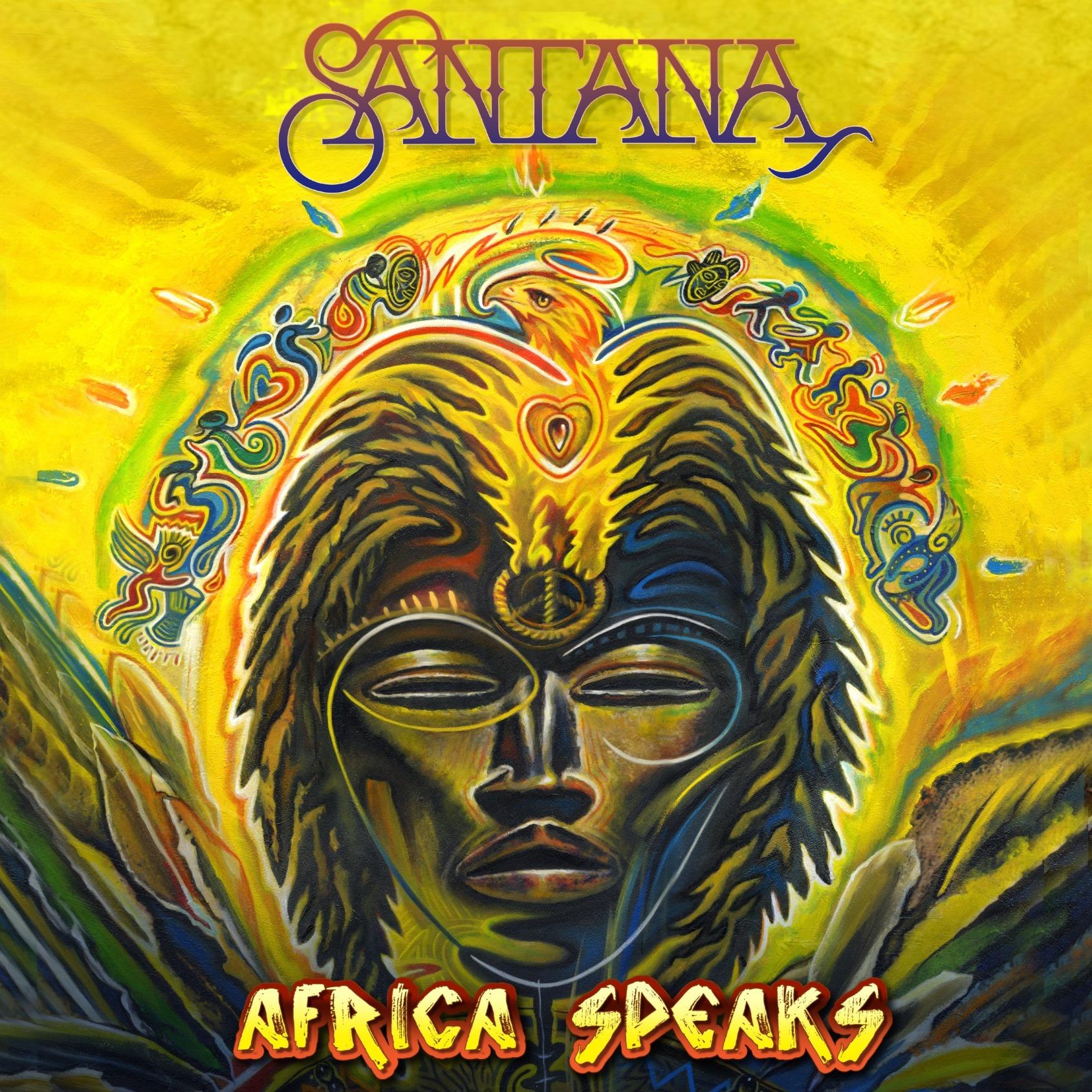 Santana New Album, 'Africa Speaks': Listen | Best Classic Bands