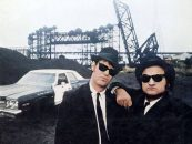When the Blues Brothers' 'Bluesmobile' Got Pulled Over