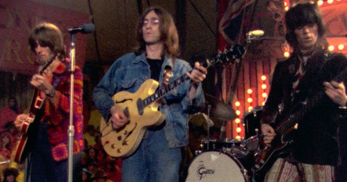 John Lennon S Supergroup The Dirty Mac Video Premiere Best Classic Bands