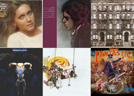 The #1 Albums of 1975: Look Back