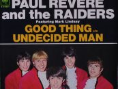 Once Upon a Time: Mark Lindsay on the Raiders' 'Good Thing'