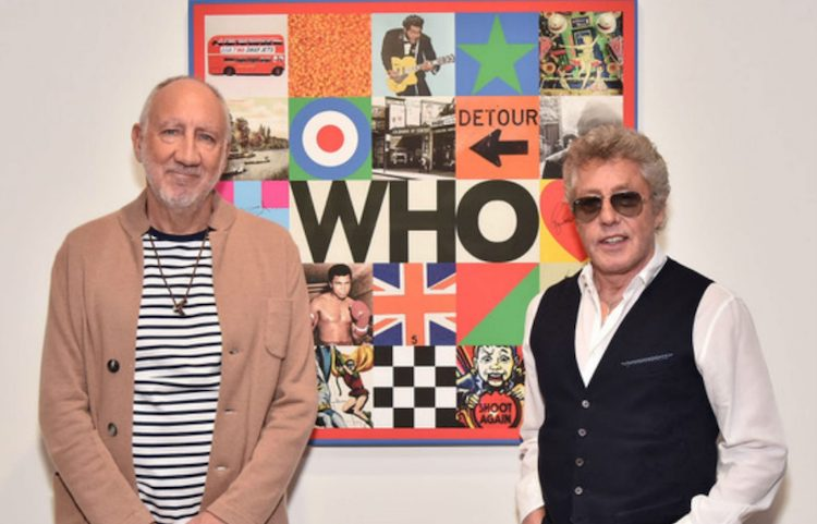 Gorillaz Tour 2020.The Who News New Song Daltrey Throat Operation Best