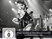 Paul Young Live CD/DVD: Exhilarating and Exuberant