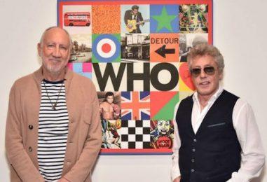 The Who Announce New Studio Album, 2020 Tour
