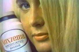 Those Classic Noxzema Ads: 'Take it Off… Take it All Off'