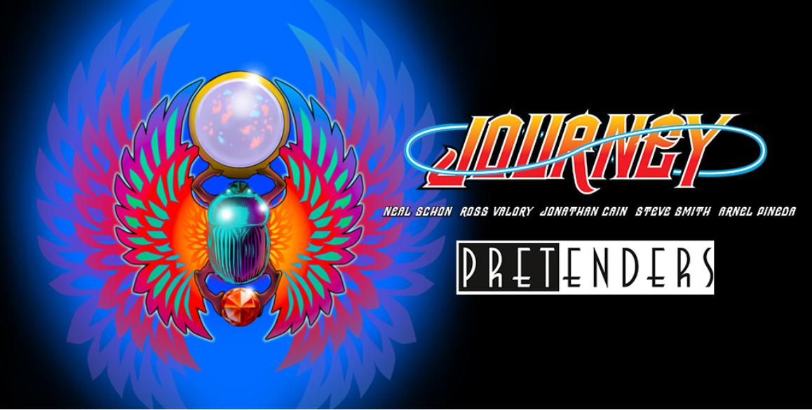 Def Leppard Journey Tour 2020.Journey Pretenders Set 2020 Tour Best Classic Bands