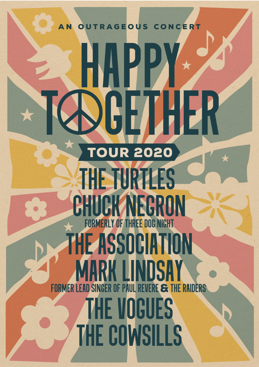 Best Concerts 2020.Happy Together Tour 2020 Schedule Schedule 2020