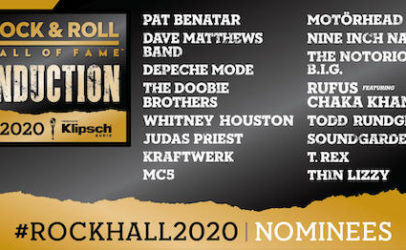 Handicapping the 2020 Rock Hall Nominees!