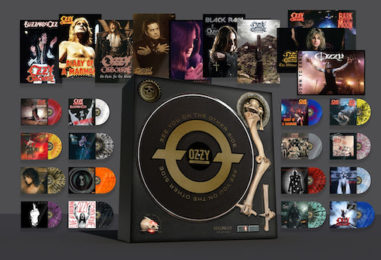 Ozzy Osbourne on His New Box Set and More