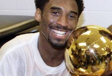 Kobe Bryant Tops Basketball Hall of Fame's Class of 2020