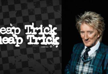 Rod Stewart, Cheap Trick 2021 Tour Begins This Summer