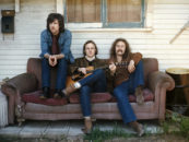 The Story of the Crosby, Stills & Nash Album Cover