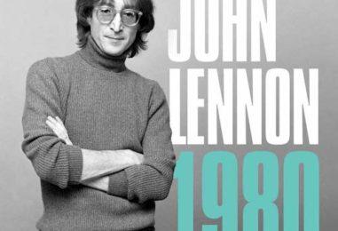 'John Lennon 1980' Book Coming: Author Q&A
