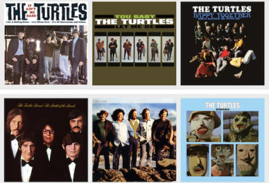 Turtles Albums Expanded: Exclusive Interview With Howard Kaylan