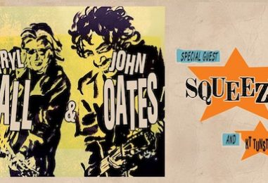 Squeeze Sets 2021 Headlining Tour Among Support Dates With Hall & Oates