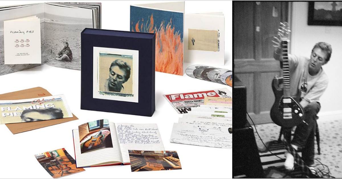 Paul McCartney 'Flaming Pie' Gets Deluxe Editions | Best Classic Bands