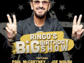 Ringo Starr's 80th Birthday Event to Include Paul McCartney Performance
