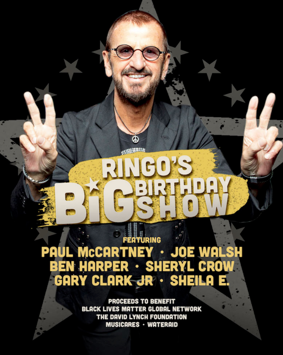 Ringo Starr's 80th Birthday Event: A Little Help From His ...