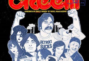 CREEM Magazine Documentary Now Streaming, DVD Due