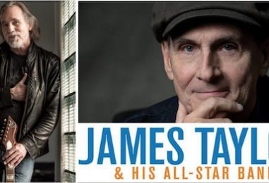 James Taylor Announces More Dates With Jackson Browne