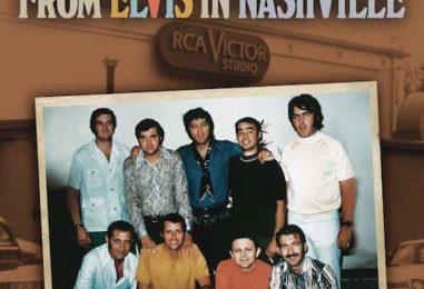 Elvis Presley's Legendary 1970 Nashville Sessions Due