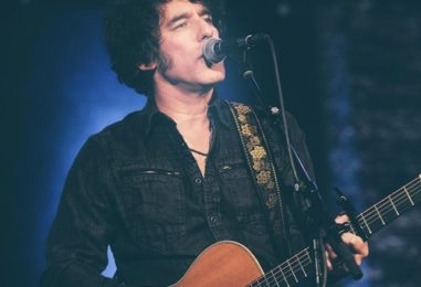 Singer-Songwriter and Author Jeff Slate Sets Live Release