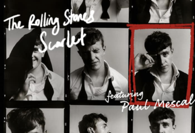 Rolling Stones Unveil Video for Prev. Unreleased 1974 Tune 'Scarlet'