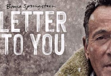 Bruce Springsteen Releases 2nd Track From 'Letter To You,' With E Street Band