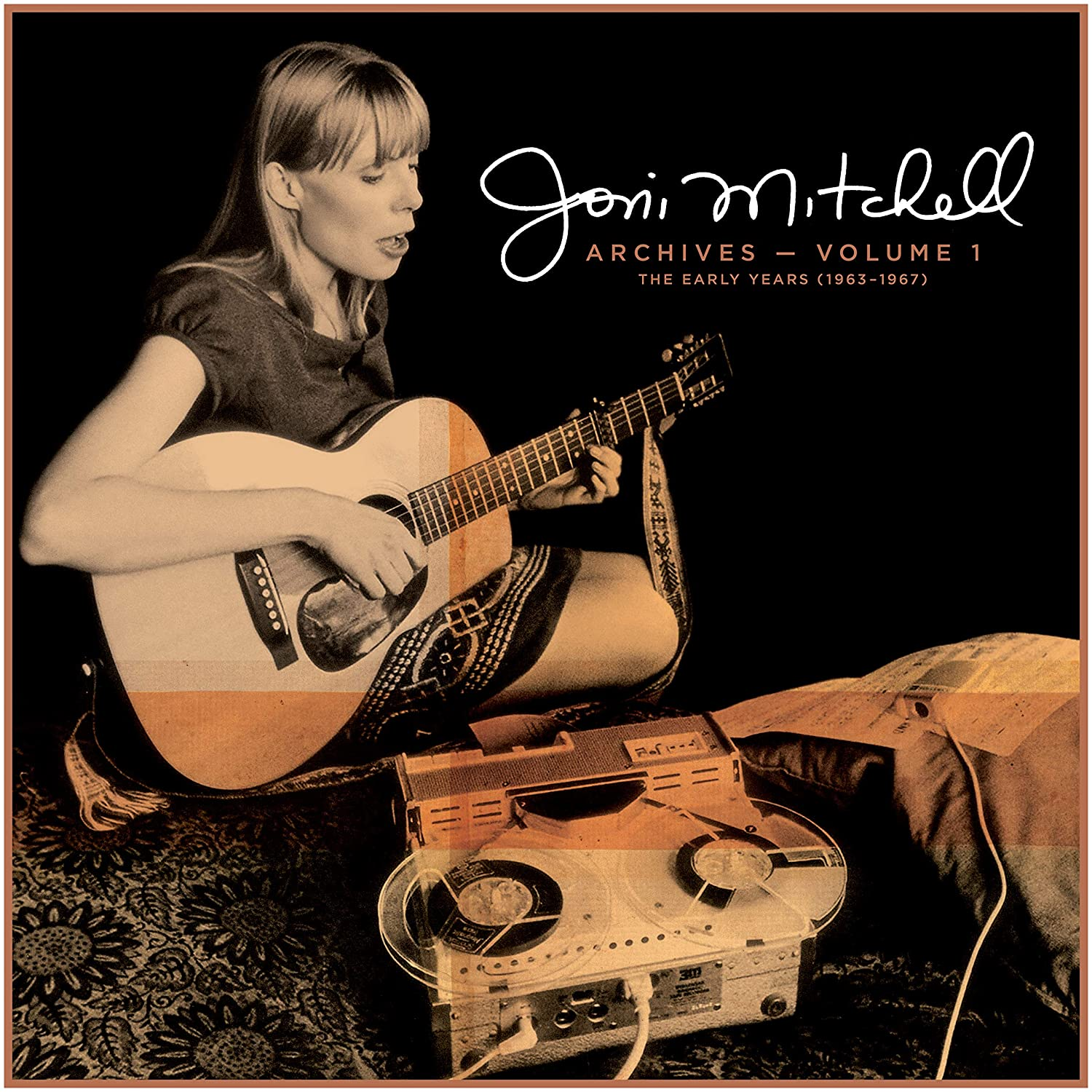 Joni Mitchell U2019s Archives Series U2019 Early Years  Listen To