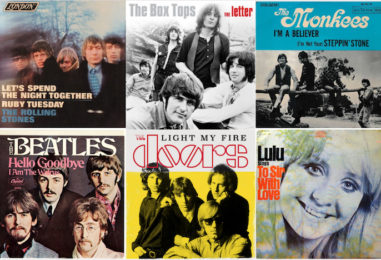 The #1 Singles of 1967, With Love