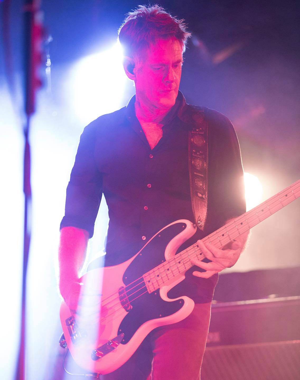 Midnight Oil bassist Bones Hillman, 62, dies after cancer battle