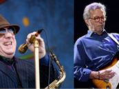 Eric Clapton, Van Morrison Anti-Lockdown Song Delayed