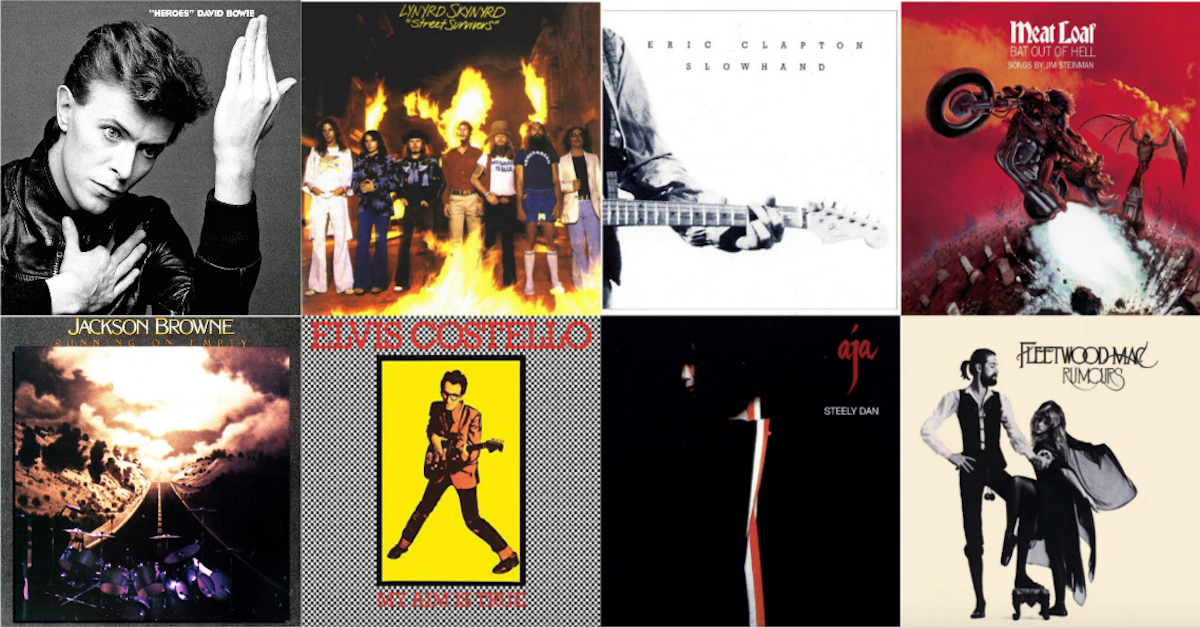 1977: The Year in 50 Classic Rock Albums | Best Classic Bands