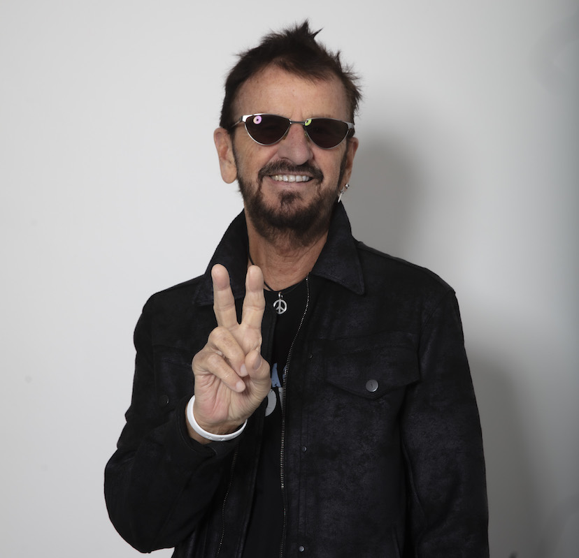 Ringo Starr Unveils Star-Packed New Single 'Here's To The Nights'