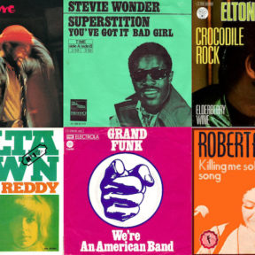 The #1 Singles of 1973: Each One Has a Story