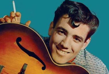 Jimmie Rodgers, Early Rock 'n' Roll Star, Dies at 87