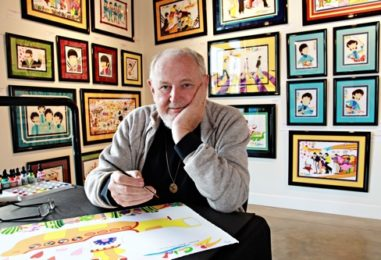 Ron Campbell, Beatles Animator, Dies at 81