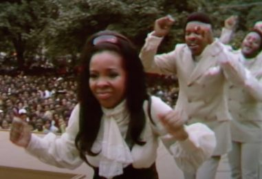 'Summer of Soul' Film Documents Lost Footage From 1969 Music Festival