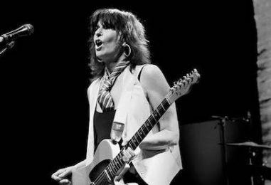 'Chrissie Hynde Sings Bob Dylan' Album Coming