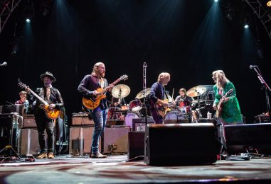 Tedeschi Trucks Band to Release Live 'Layla Revisited'