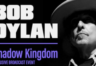 Bob Dylan Announces Streamed Performance