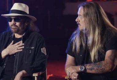 Lynyrd Skynyrd Guitarist Gary Rossington Has Emergency Heart Surgery
