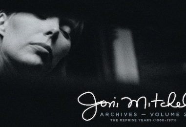 Joni Mitchell Shares Performance Recorded By Jimi Hendrix: Listen