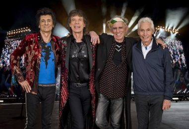 The Rolling Stones Announce 2021 Tour