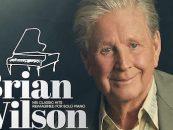 Brian Wilson to Release Solo Album, 'At My Piano'