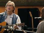 Watch Eric Clapton Perform 'Black Magic Woman' From 'Lockdown Sessions'