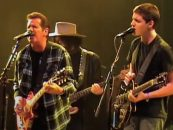 Watch Glenn Frey and Son, Deacon, Perform Together