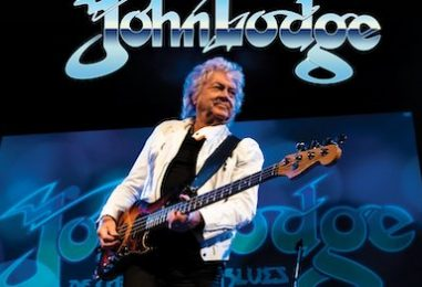 John Lodge Sets Live Album of Moody Blues Faves