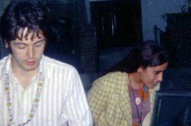 Lizzie Bravo, Teenager Who Sang on Beatles Recording, Dies